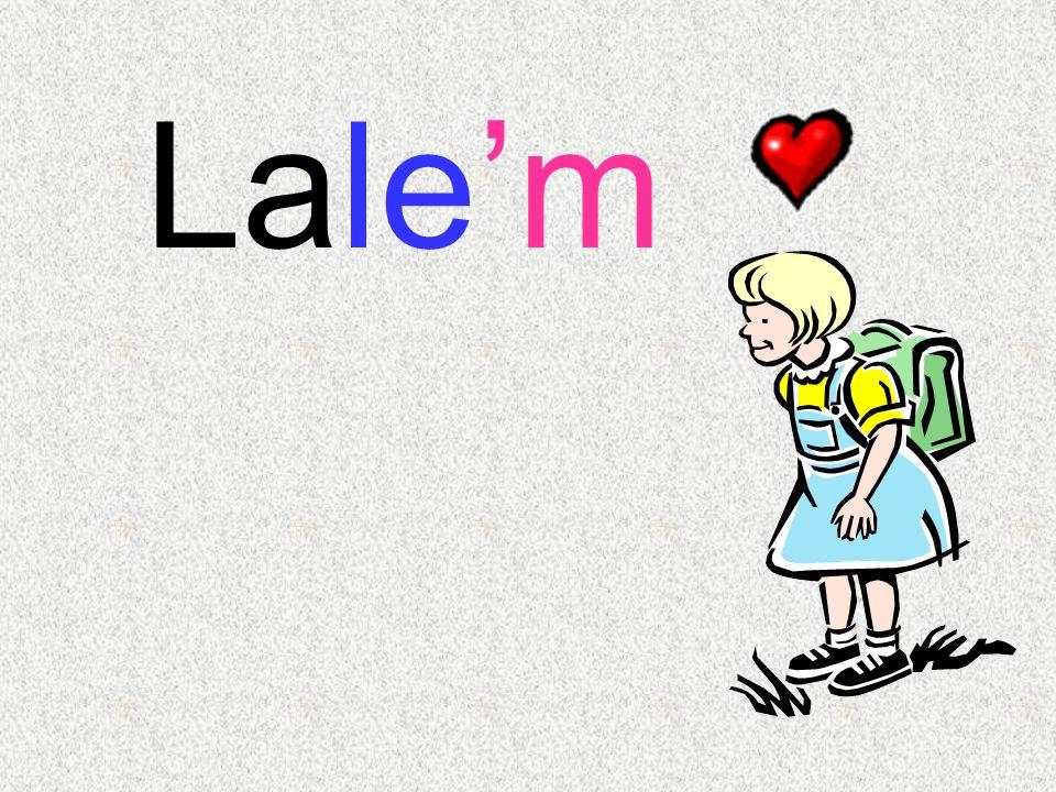 Lale'm