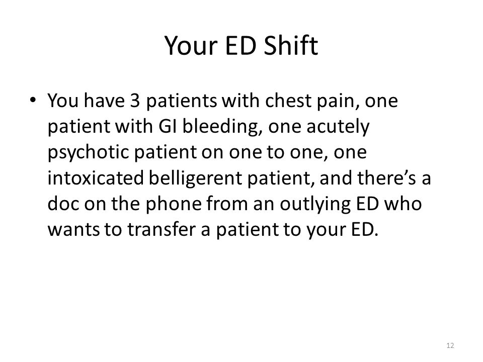 For the Non-acutely Ill Elderly Patient: Ask yourself: Why is this patient here now.