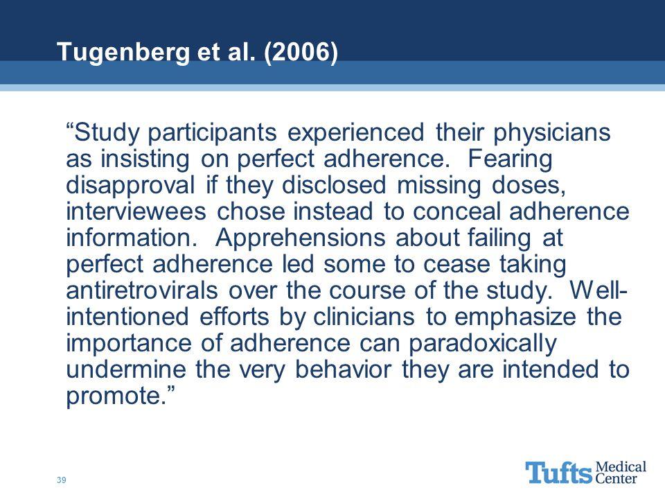 Tugenberg et al.