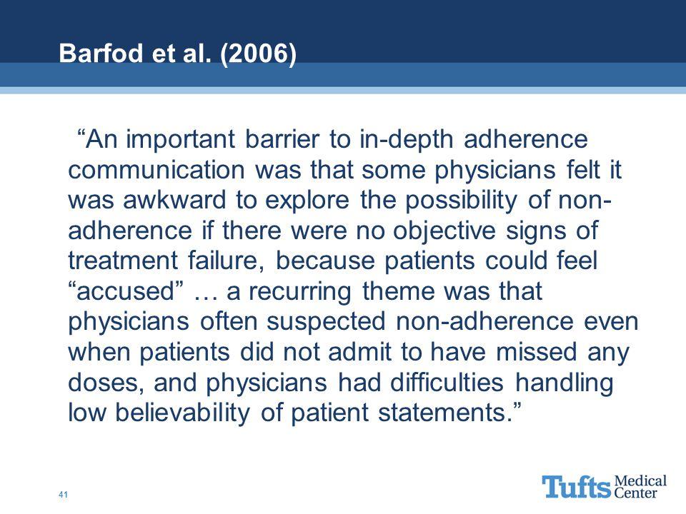 Barfod et al.