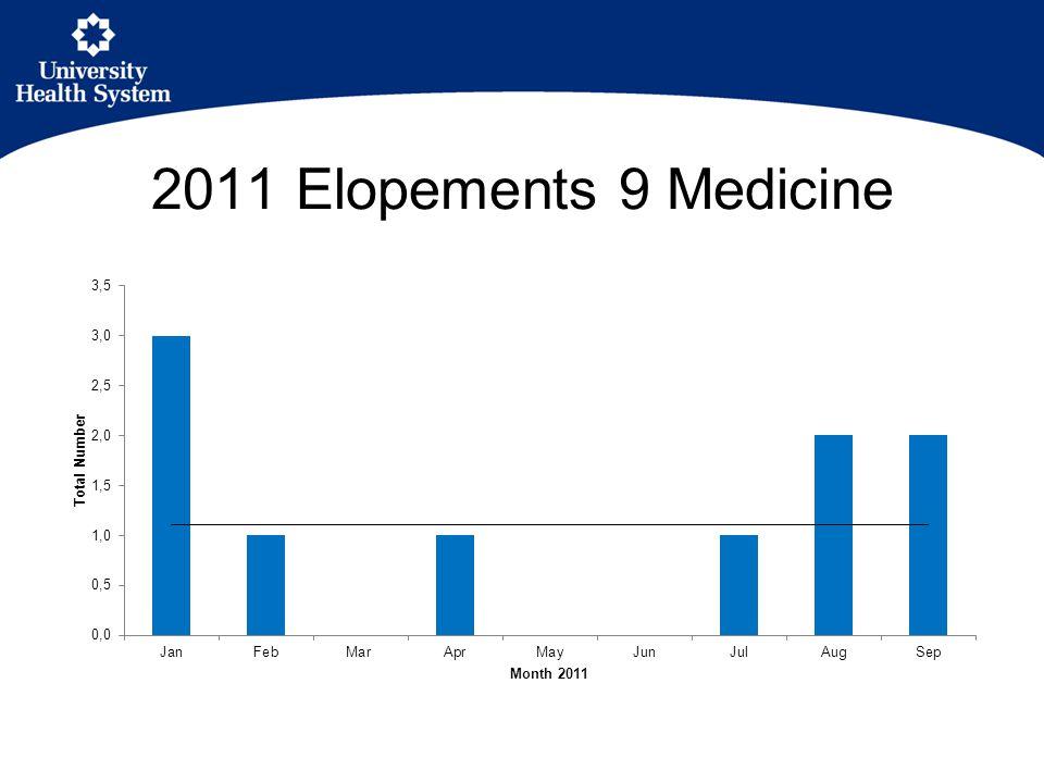 2011 Elopements 9 Medicine