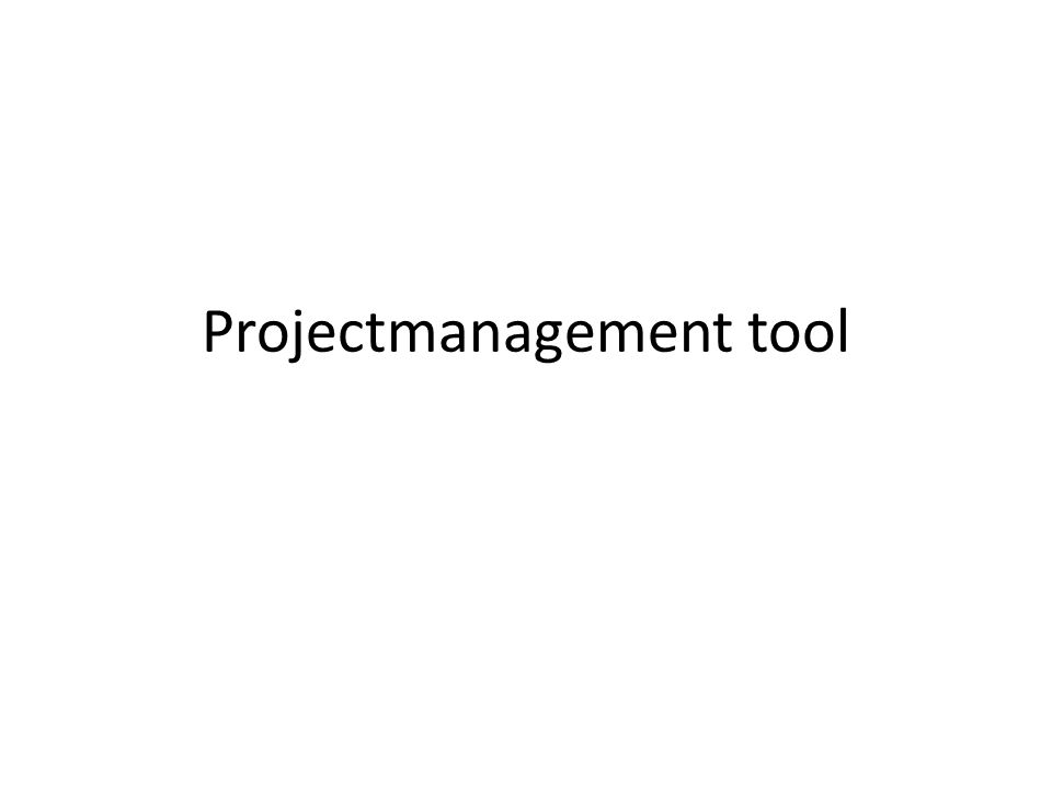 Application Domain : Projectmanagement Classification system Task : Find the right person for the right (IT-)project Input needed for the system : Project specification – Programming language – Deadline – Skills needed – Location – Budget Output of the system : The name(s) of the employee(s) best suited for project Knowledge needed : – Information about employee and knowledge about good combinations in project Expert : Projectmanager(s) at ITBM, Hilversum and Boer & Croon, Amstelveen Almira Winar | Rufus Schep | Projectmanagement tool