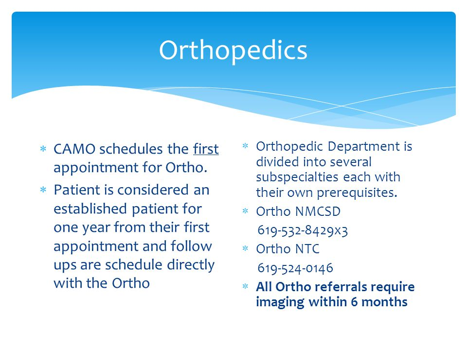  This includes ASAP/STAT/URGENT, inpatient requests  Ordering Healthcare Provider must contact the BONE PHONE 619-954-6797 Orthopedic Non-Routine
