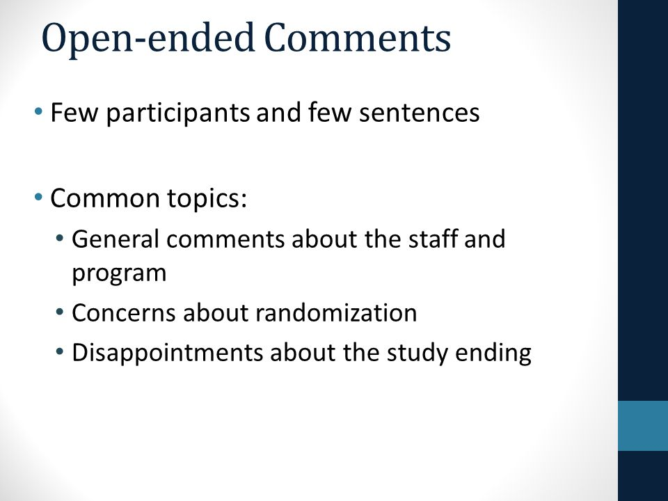 Conclusions Satisfaction and perceptions of opioid substitution treatment are challenging to measure.