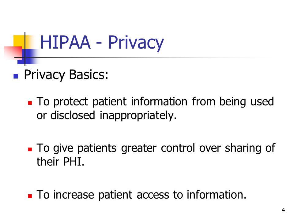 35 HIPAA Case Studies-Privacy Scenario #2 Two patients are in a semi-private room.
