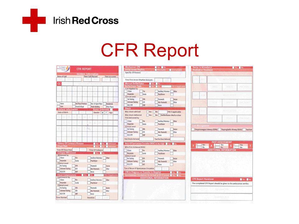 Ambulatory Care Report