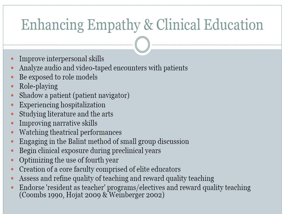 How to enhance your empathy