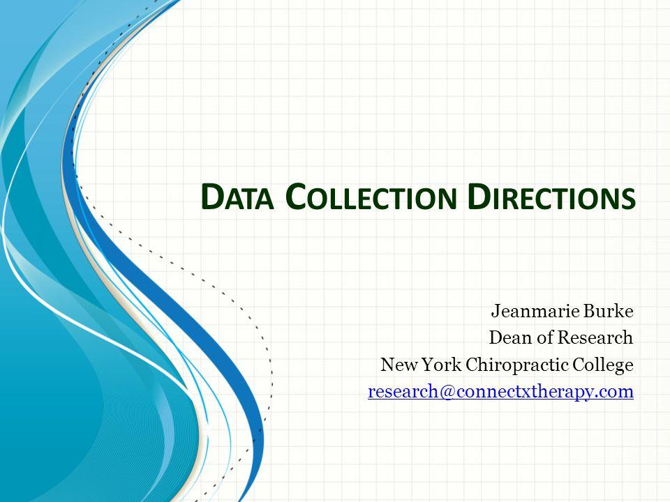 Bookmark Clinician Survey Click on Safari Type Clinician Survey Address into Go to this address – https://www.assessmentcenter.net/ac1/Assessments/Burke_ConnecTX_Pain_Clinician2 Clinician Survey Opens Save the Clinician Survey as a Bookmark Close the Clinician Survey Go to the Bookmarks Click Edit the Bookmarks Select Clinic Survey Bookmark Change the web address to your Clinic Survey Address – https://www.assessmentcenter.net/ac1/Assessments/Burke_ConnecTX_Pain_Clinician2