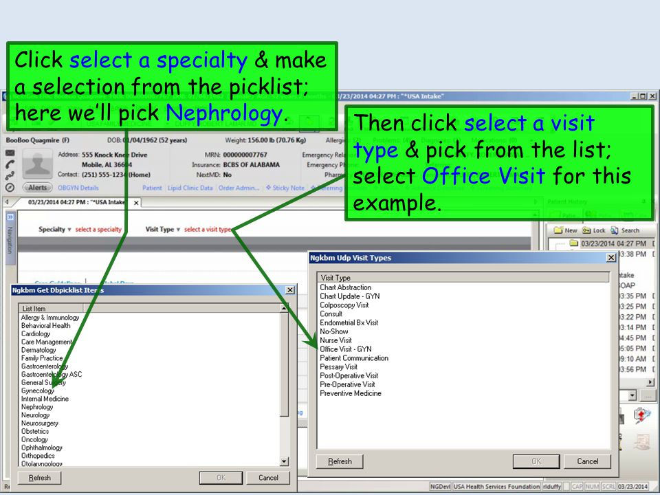 If you don't see the complaint you need, click Additional/Manage.