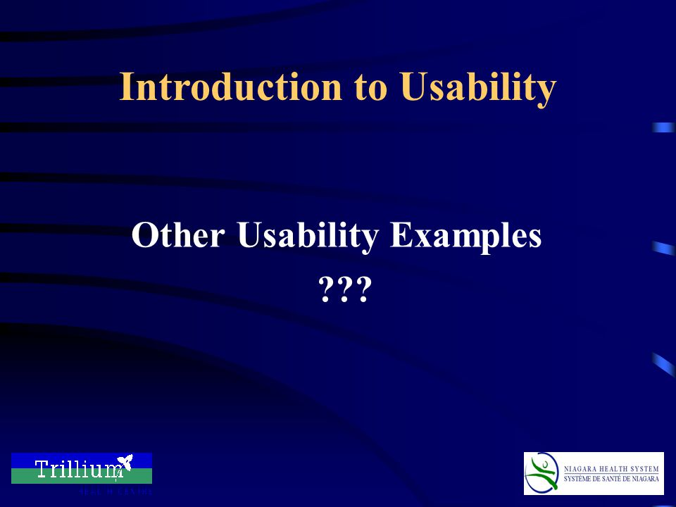 Introduction to Usability www.baddesigns.com http://www.asktog.com/columns/042ButterflyBallot.html