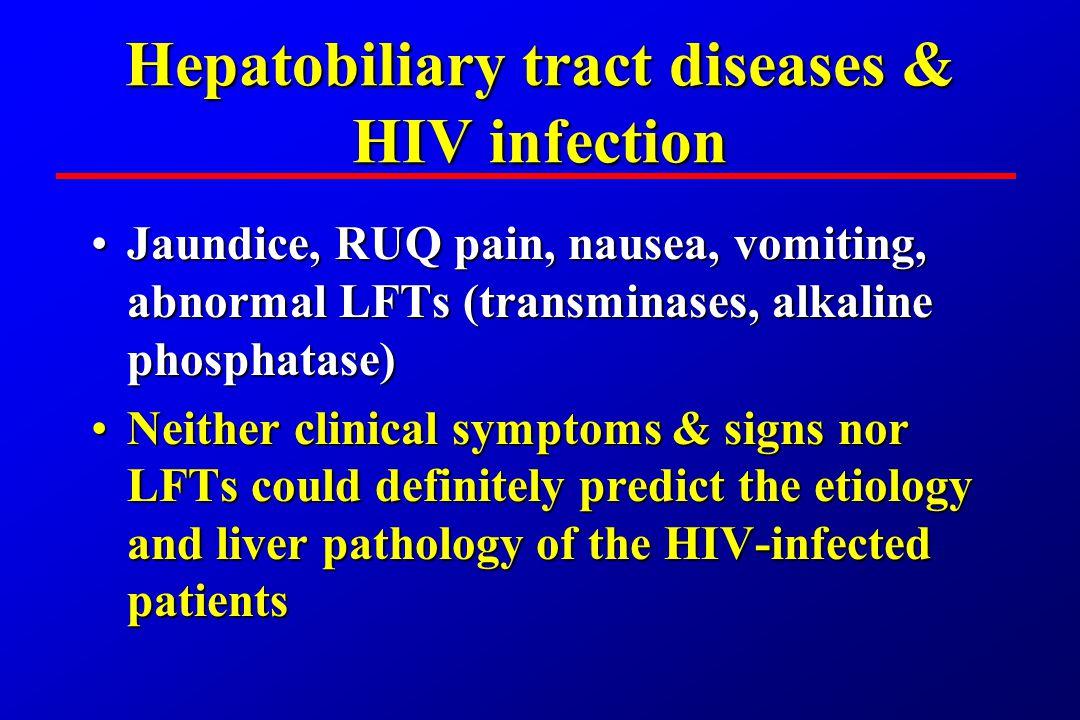 Hepatobiliary disease
