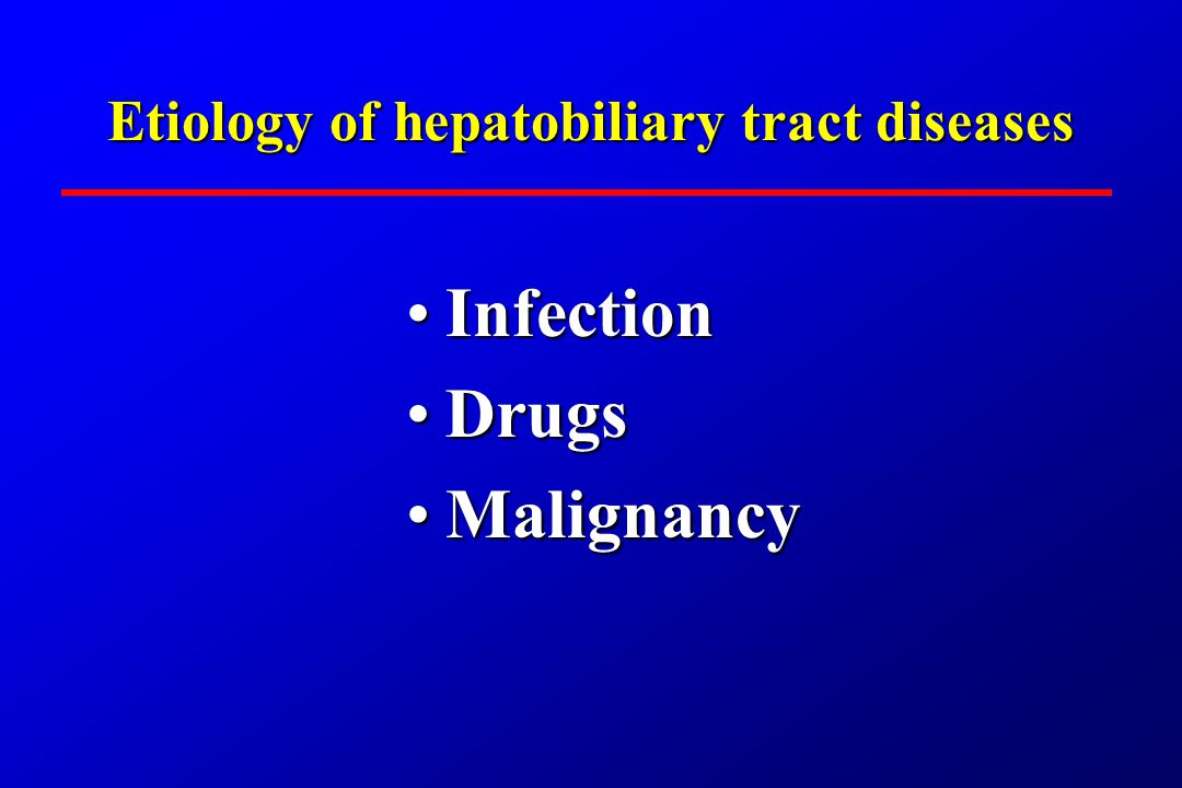 Hepatobiliary tract diseases & HIV infection Jaundice, RUQ pain, nausea, vomiting, abnormal LFTs (transminases, alkaline phosphatase)Jaundice, RUQ pain, nausea, vomiting, abnormal LFTs (transminases, alkaline phosphatase) Neither clinical symptoms & signs nor LFTs could definitely predict the etiology and liver pathology of the HIV-infected patientsNeither clinical symptoms & signs nor LFTs could definitely predict the etiology and liver pathology of the HIV-infected patients