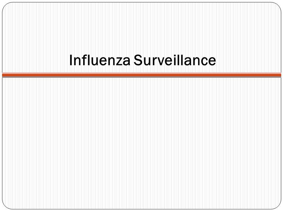 Influenza Surveillance