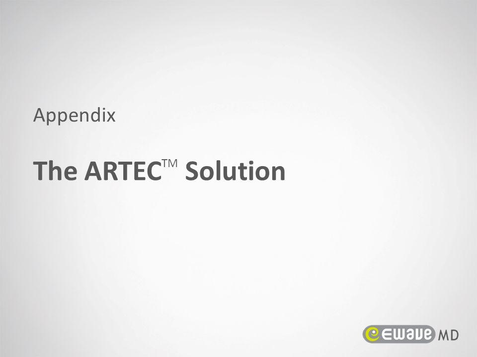 Appendix The ARTEC TM Solution