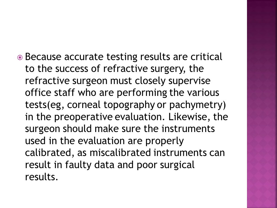  One of the most crucial aspects of the entire evaluation is assessing the patient s expectations.