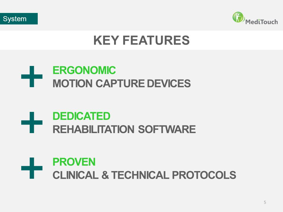 REHAB. SOFTWARE 16 System REMOTE SUPPORT