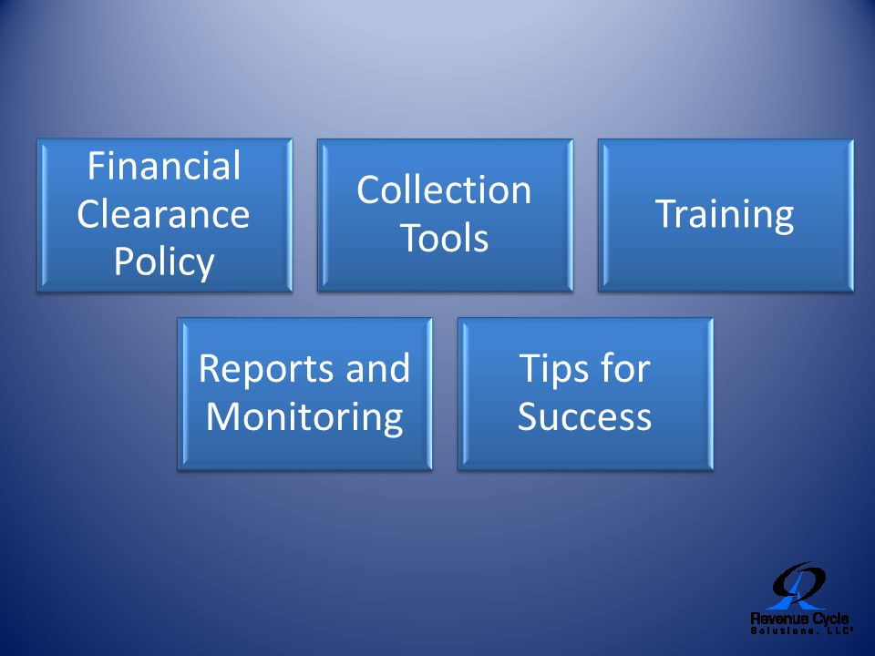 Reporting and Monitoring Continuous reporting and monitoring on a monthly, weekly, and even daily basis is key to success.