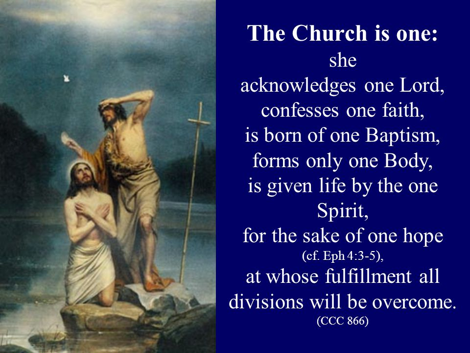 The Church is apostolic because she is founded on the apostles, in three ways: she was and remains built on the foundation of the Apostles, –the witnesses chosen and sent on mission by Christ himself; with the help of the Spirit dwelling in her, the Church keeps and hands on the teaching, –the good deposit, the salutary words she has heard from the apostles; she continues to be taught, sanctified, and guided by the apostles until Christ s return, through their successors in pastoral office: –the college of bishops, assisted by priests, in union with the successor of Peter, the Church s supreme pastor (CCC 857)