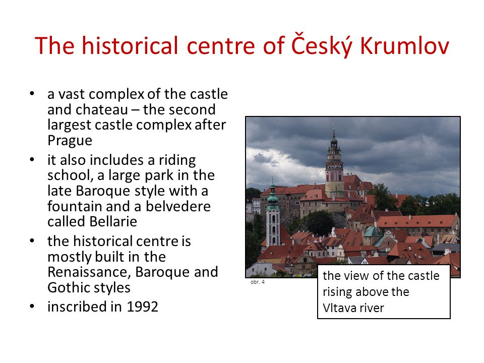Rural reserve in Holašovice it is a medieval system of houses built in the Rural Baroque forming a village square it consists of 23 brick farmyards including 120 buildings with gables surrounded around a pond and a chapel obr.