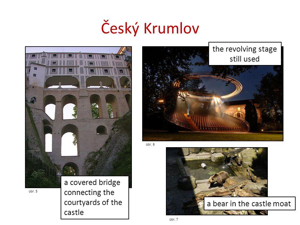 Český Krumlov obr. 5 obr. 6 obr.
