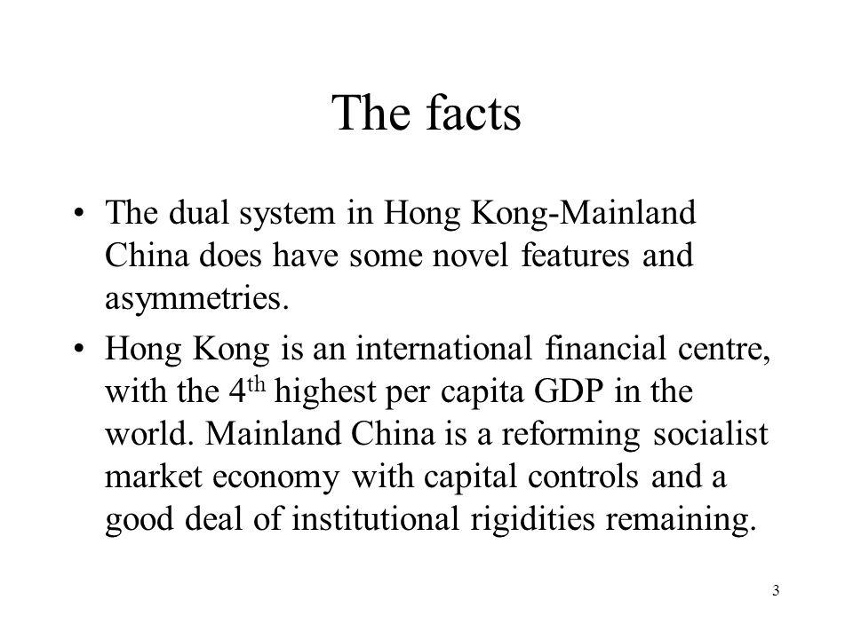 14 China-HK as an OCA.