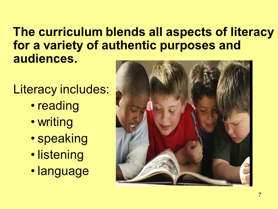 Literacy Across the Curriculum To enter into any academic discipline is to become comfortable with its ways of looking at and communicating about the world.