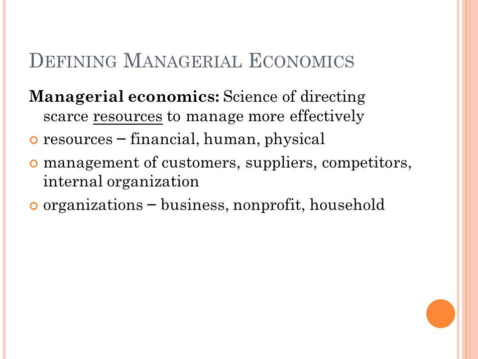 C OMPETITIVE MARKET Model: demand supply market equilibrium