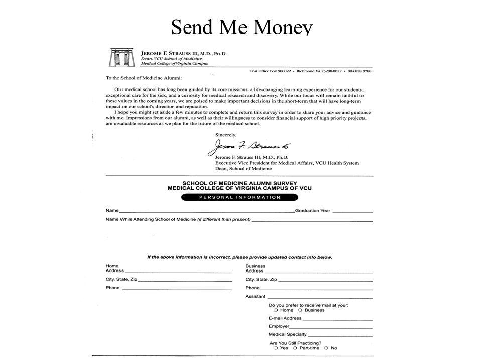 Send Me Money