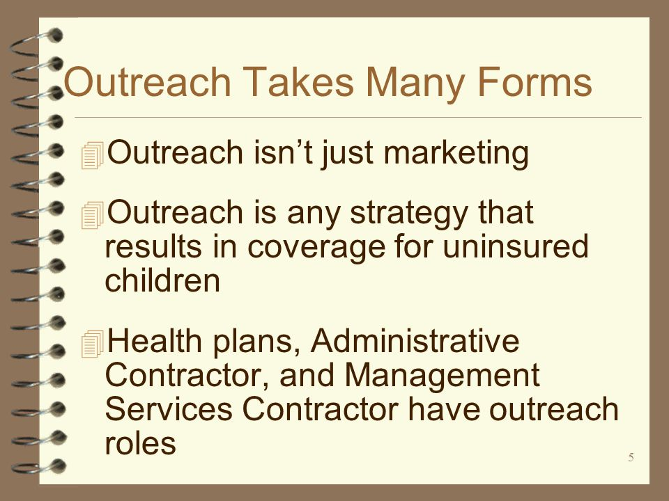 106 Health Plan Overview 4 Health plan basics 4 Coverage by CSA 4 Benefits 4 Marketing 4 Members Materials