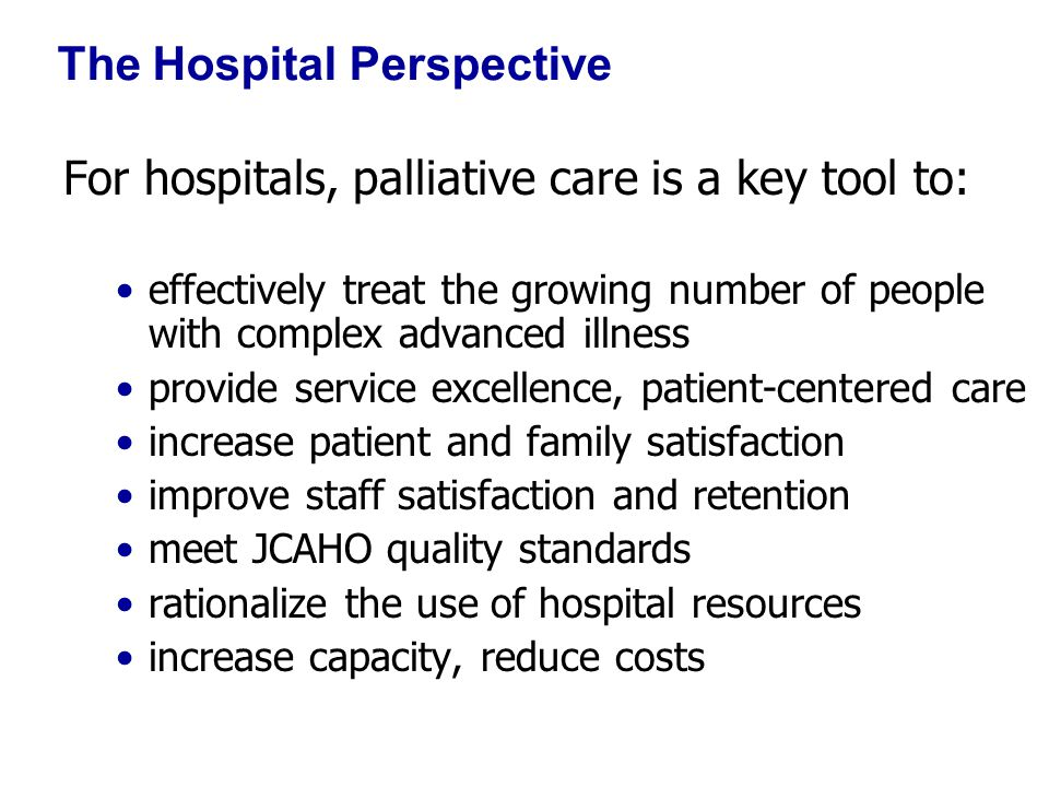 Summary: Making the Case Universal human experience and universal health professional obligation.