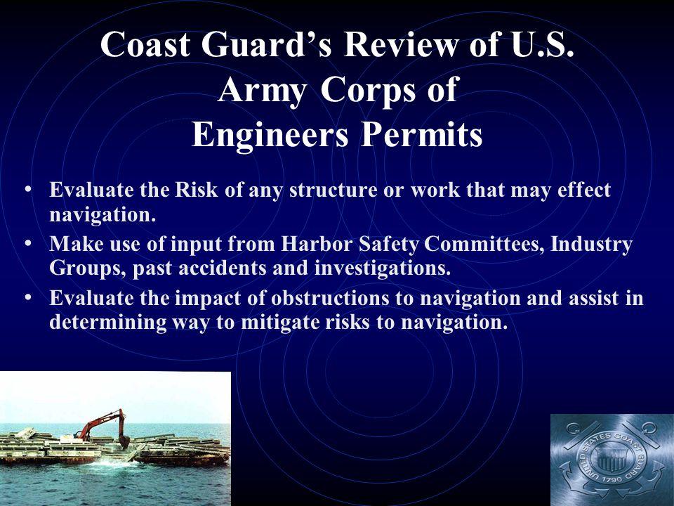 Coast Guard's Review of U.S.