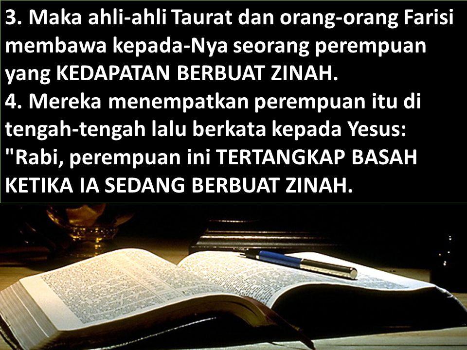 30/118 Roma 6: 1-2 Jika demikian, apakah yang hendak kita katakan.