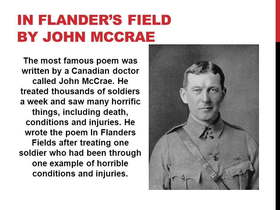 world war one poetry dissertation