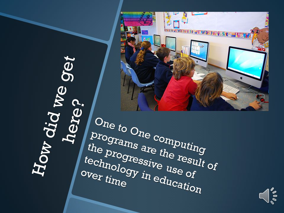 One to One Devices in Schools Beth Herrmann