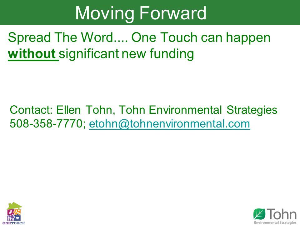 Slide TitleMoving Forward Spread The Word....
