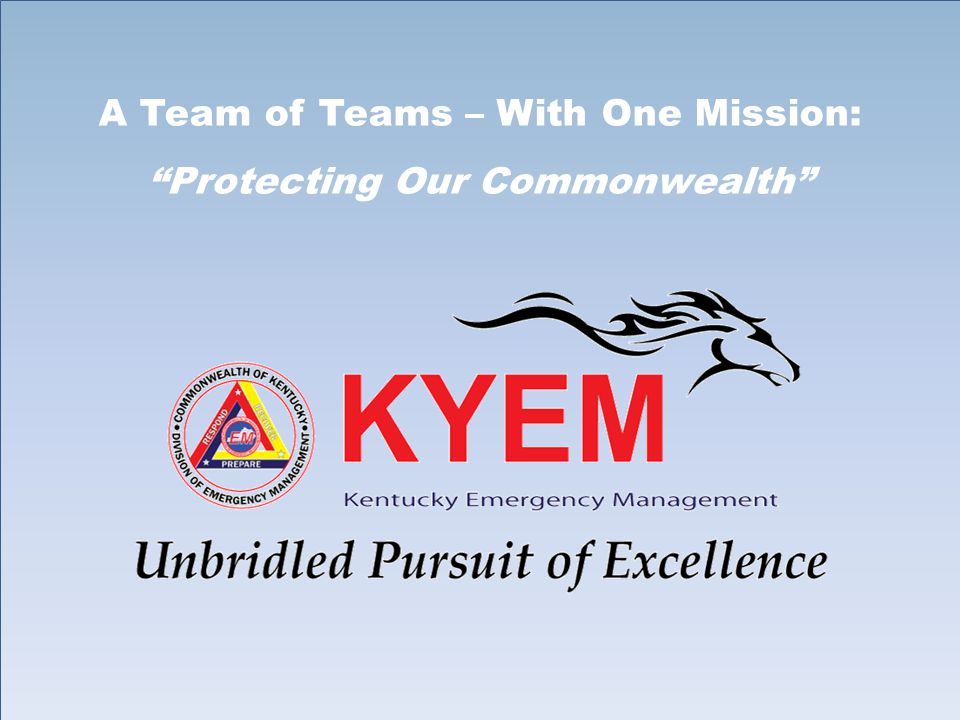 A Team of Teams – With One Mission: Protecting Our Commonwealth