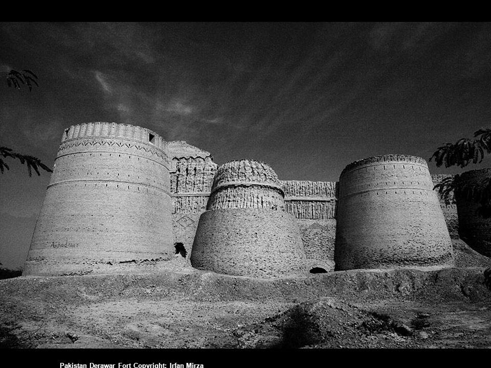 Pakistan Derawar Fort Copyright: Irfan Mirza