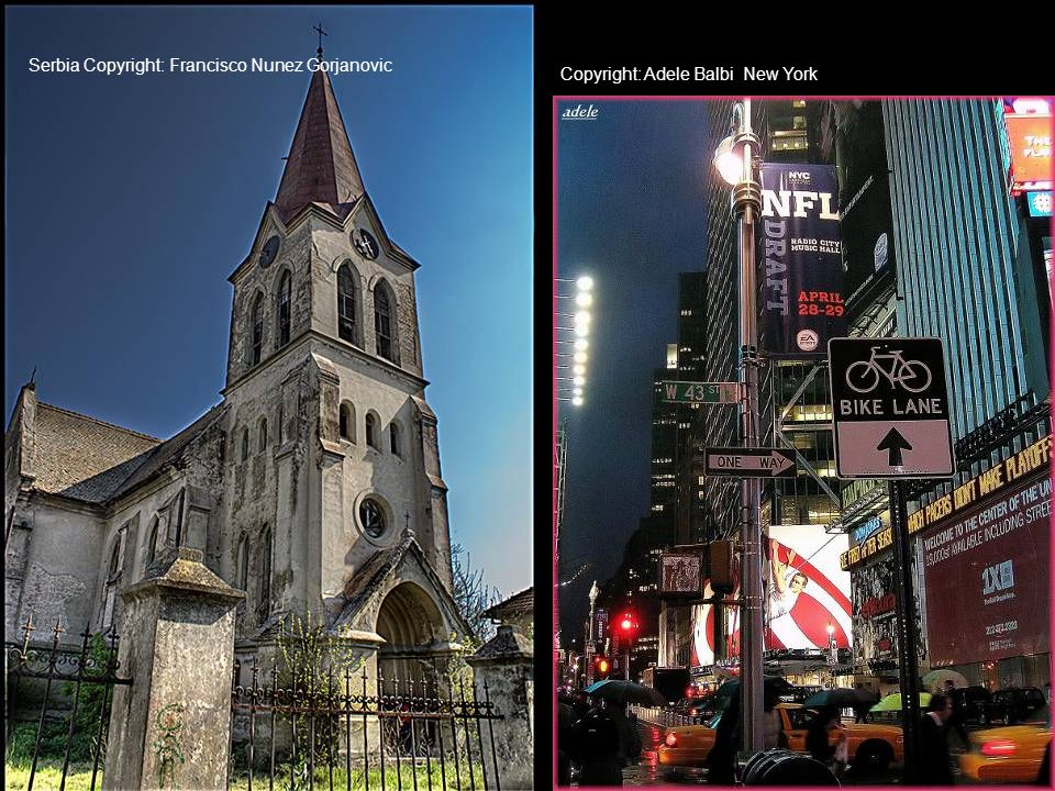 Serbia Copyright: Francisco Nunez Gorjanovic Copyright: Adele Balbi New York