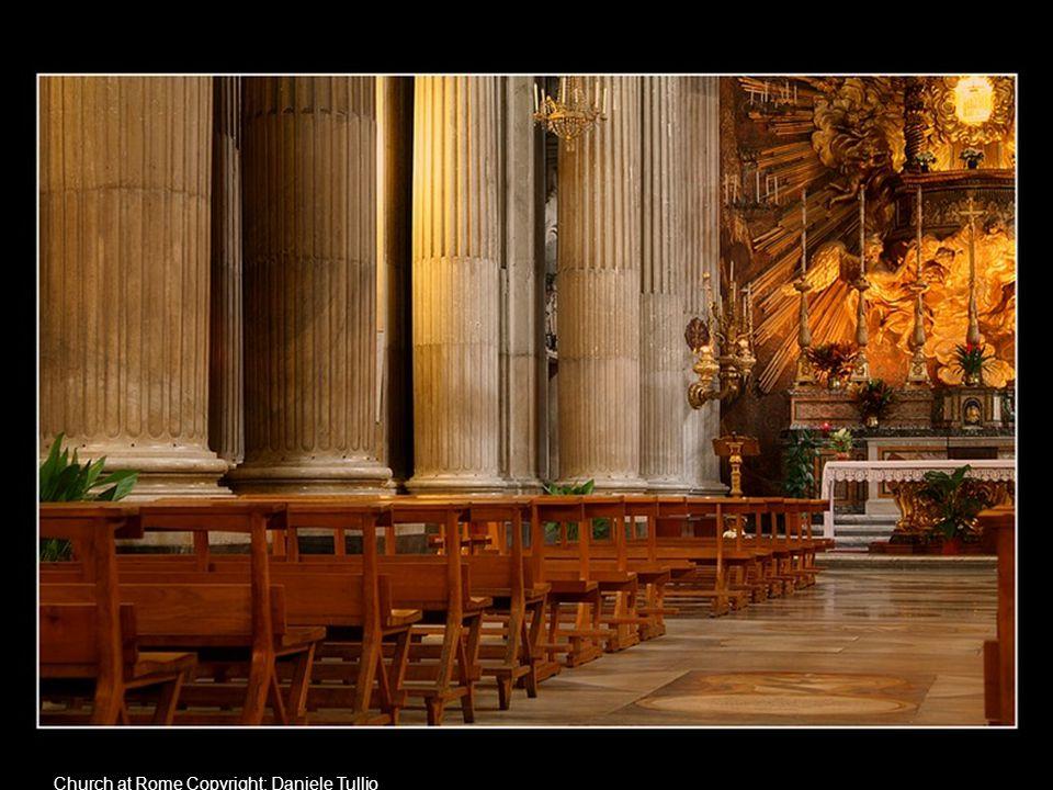 Church at Rome Copyright: Daniele Tullio