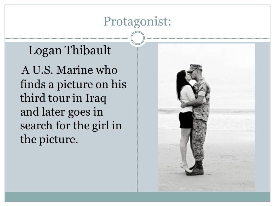 Protagonist: Logan Thibault A U.S.