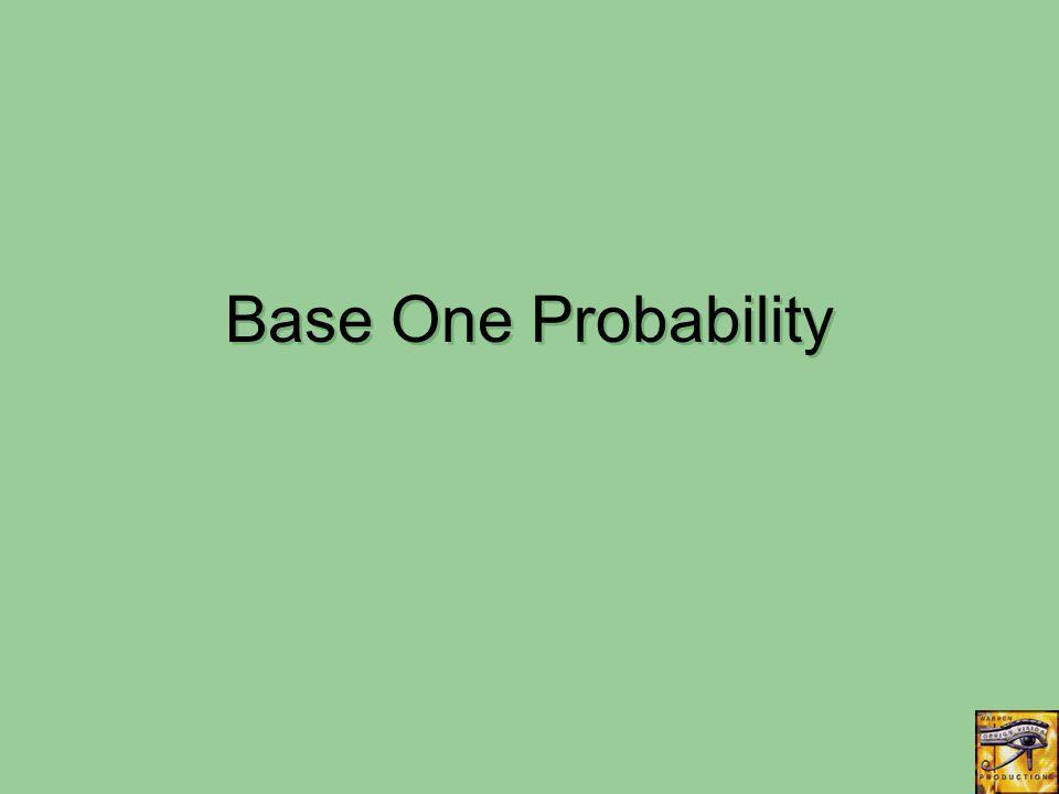 Base One Probability