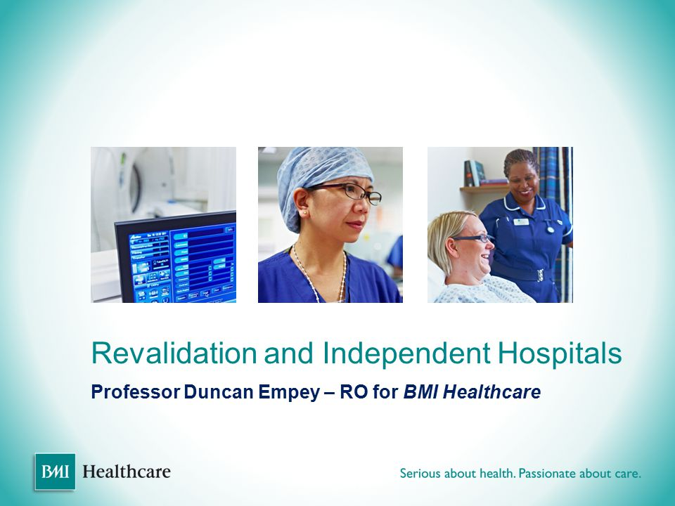 CLINICAL RISK, TRAINING & REVALIDATION n Clinical expertise available 24/7 - integration with Clinical Governance n What is Quality Assurance in the RMO world.