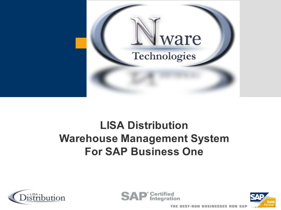  Private company founded in 1995 with offices in USA and Canada (Atlanta, GA, Buffalo, NY, Hartford, CT, Montreal, Portsmouth NH, St-Georges, Quebec City)  SAP Business One ISV (now called SSP) since 2003  One of the first Certified SAP Business One add-ons for Warehouse Management.