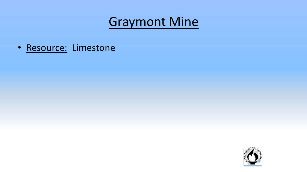 Resource: Limestone