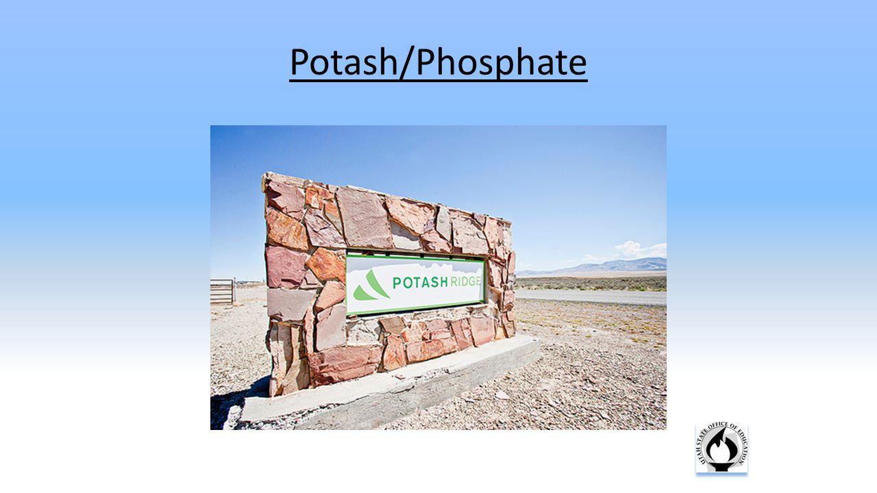 Potash/Phosphate