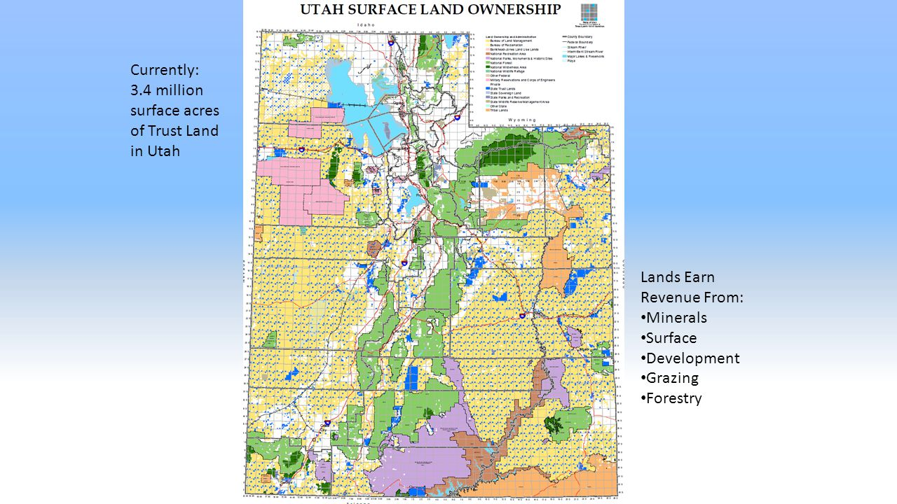 Seep Ridge Block Resource: Oil Shale Lessee: Red Leaf Size: 17,000 acres Timeline: Commercial scale in 12-16 months