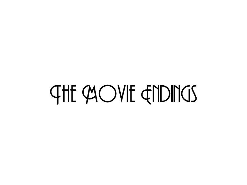 The Movie Endings