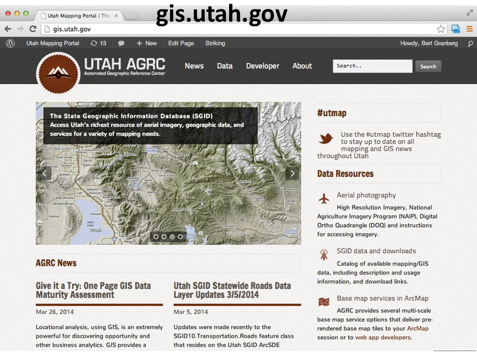 gis.utah.gov