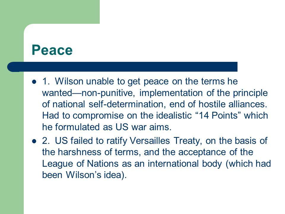 Peace 1.