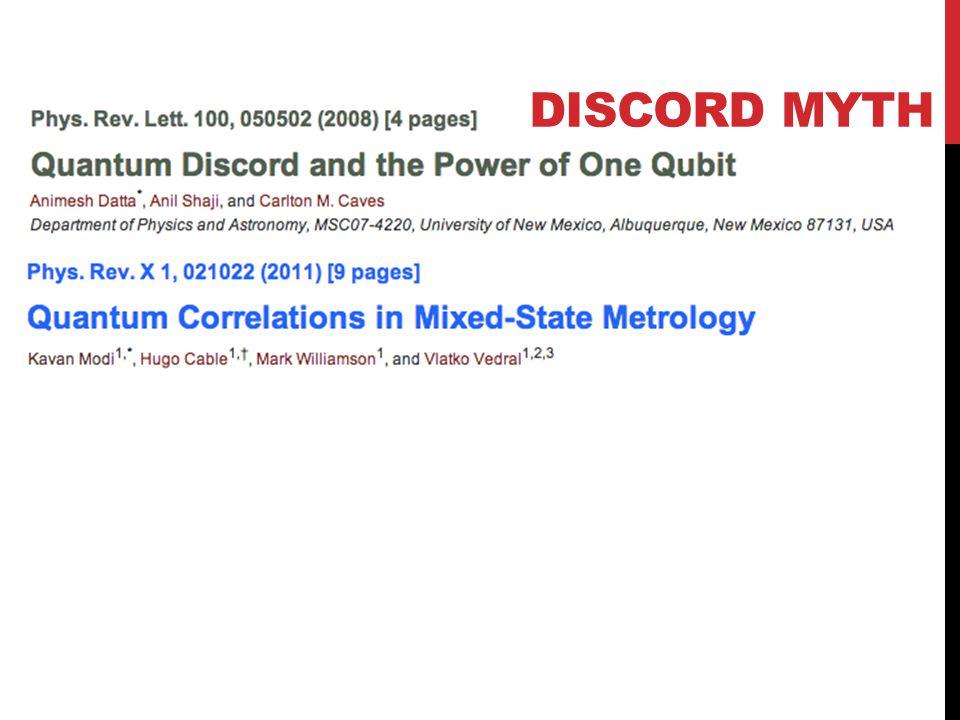 DISCORD MYTH